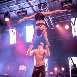 Marisa Kellogg- Movement Artist - Circus Entertainment / Acrobat in Boulder, Colorado