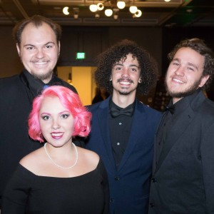 Marissa Gallegos: The voice of the golden age - Jazz Band in Denver, Colorado