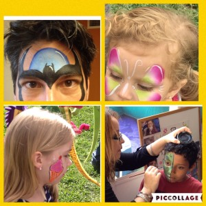 Mariuska's Face Painting - Face Painter / Outdoor Party Entertainment in Simi Valley, California