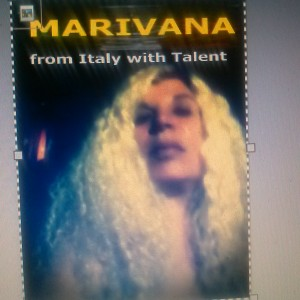 Marivana ltalian singer & songwriter - Classical Singer in Miami Beach, Florida