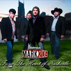 Mark209 - Gospel Music Group / Southern Gospel Group in White House, Tennessee
