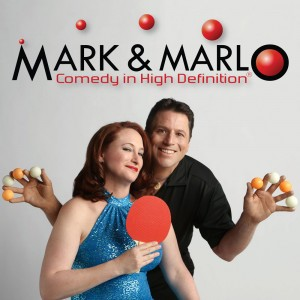Mark & Marlo - Comedy In High Definition® - Corporate Comedian / Interactive Performer in San Rafael, California