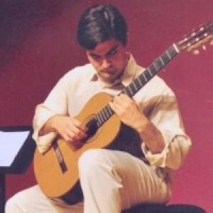 Mark Covey - Classical Guitarist in San Antonio, Texas