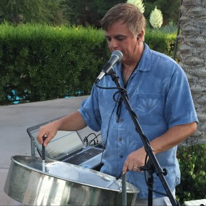 Mark Dolin Steel Drummer