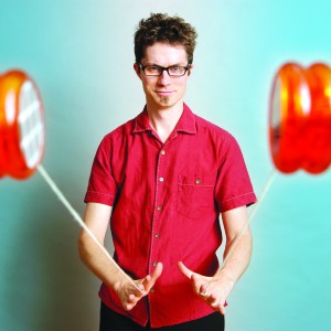 Mark Hayward: Yo-yos, Tricks, Comedy - Comedy Show in Madison, Wisconsin