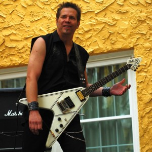 Mark ''M.E.'' Edwards - Guitarist in Edison, New Jersey