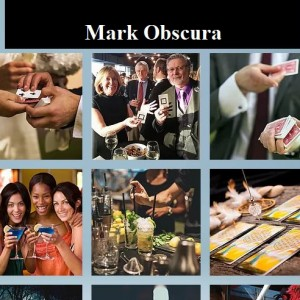 Mark Obscura - Magician / Psychic Entertainment in Charlotte, North Carolina