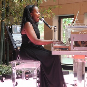 Markeisha Ensley - Singing Pianist in New York City, New York