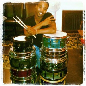 Markel Moore/speedy (drummer) - Drummer / Percussionist in Brookhaven, Pennsylvania