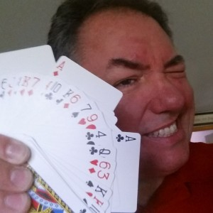 Mark's Magic - Strolling/Close-up Magician / Halloween Party Entertainment in Auburn, Maine