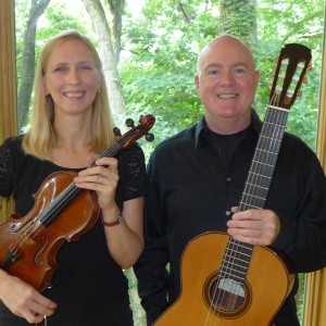 Marron-Johnston Violin and Guitar Duo - Classical Duo in Akron, Ohio