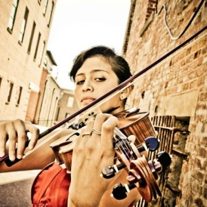Marscia Luissa Martinez - Violinist in Wallace, North Carolina