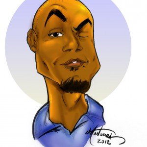 Martenas Caricatures - Caricaturist / College Entertainment in Seattle, Washington