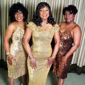Martha Reeves & The Vandellas - Motown Group in Detroit, Michigan