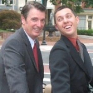 "Martin & Lewis Tribute - ""The Crooner & The Comic"" - Dean Martin Impersonator / Rat Pack Tribute Show in Baltimore, Maryland"