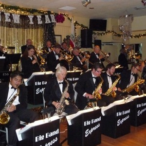 Marty Conley's Big Band Express - Big Band in San Diego, California