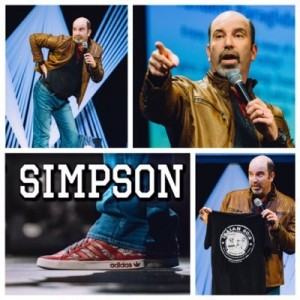 Marty Simpson - Comedian in Atlanta, Georgia