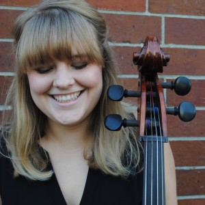 Mary-Cathryn ZImmer - Cellist in Palos Verdes Peninsula, California