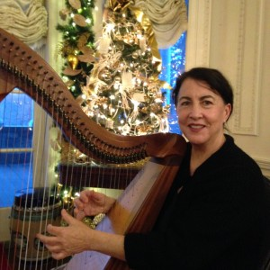 Mary King - Harpist / Celtic Harp - Harpist / Wedding Musicians in Smithfield, Rhode Island