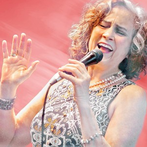 MaryLynn Gillaspie - Jazz Singer in Denver, Colorado