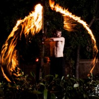 Masamune - Fire Performer in Garland, Texas