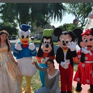 Mascot Costumes , superheroes , princess parties - Costume Rentals / Children's Party Entertainment in Whittier, California