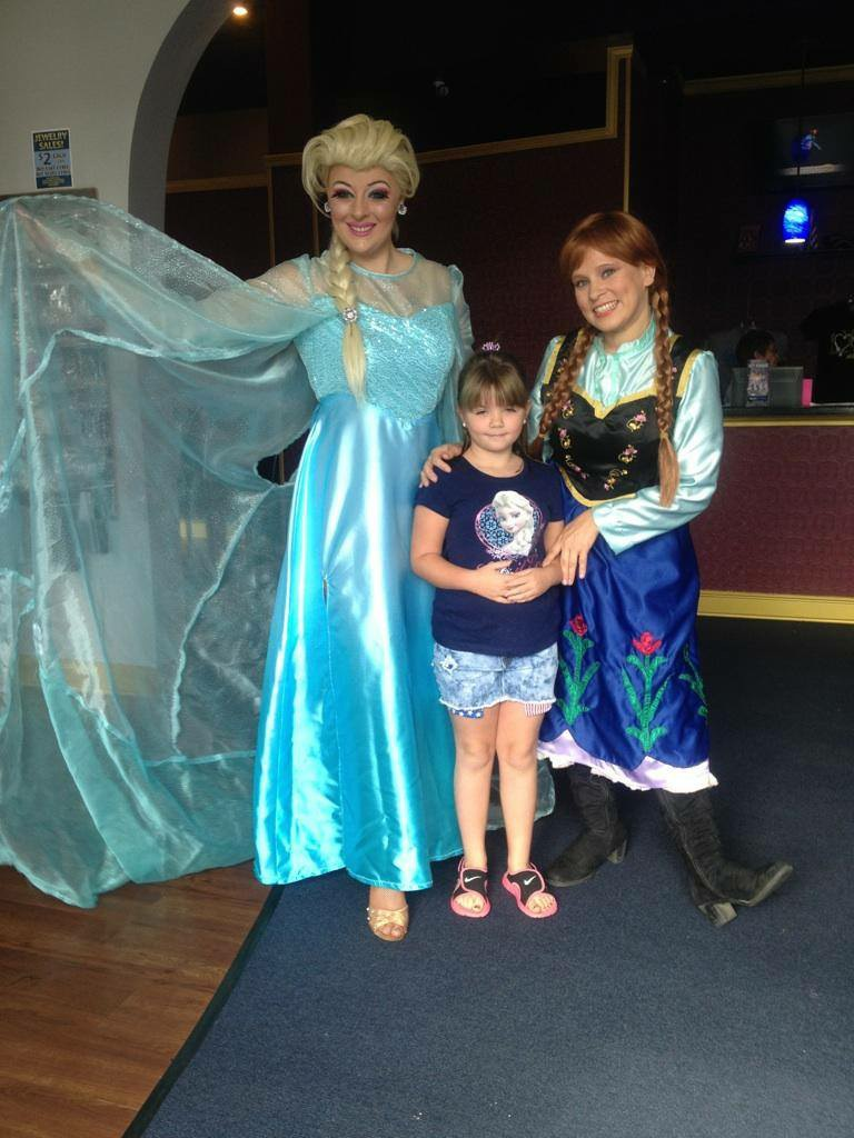 Hire Mascot Parties - Costumed Character in Knoxville, Tennessee
