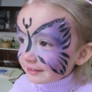 Masquerade Face Painting - Face Painter / Children's Party Entertainment in Monroe Township, New Jersey