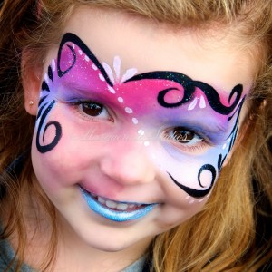 Masquerade Face and Body Art - Face Painter in Hanover, Pennsylvania