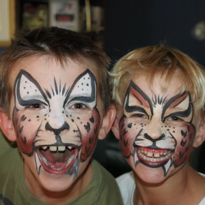 Masquerading Faces - Face Painter in Toronto, Ontario