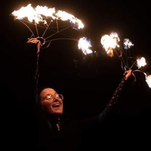 Matchstick Marley - Fire Dancer in Moraga, California