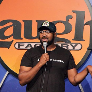 Mateen Stewart - Stand-Up Comedian / Comedy Show in North Hollywood, California