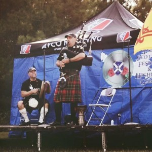 Matt Bowdin - Bagpiper / Wedding Musicians in Tyler, Texas