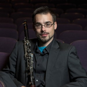 Matt Boyles - Clarinetist in Angwin, California