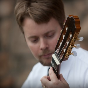 Matt Dorris - Classical Guitarist in Eugene, Oregon