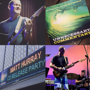 Matt Hurray - Surfer Band / Beach Music in Orange County, California