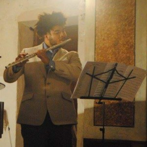 Matt McDugle- solo flute - Flute Player / Woodwind Musician in Omaha, Nebraska