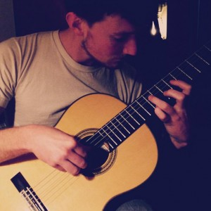 Matt McElwee - Classical Guitar - Classical Guitarist in Bar Harbor, Maine