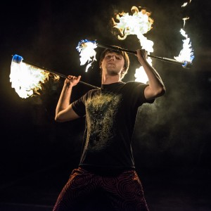 Matt Sol - Fire Performer / Juggler in Seattle, Washington