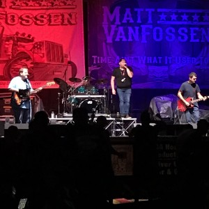 Matt VanFossen - Country Singer in Columbus, Ohio