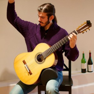 Matthew Bacon - Guitar - Classical Guitarist in San Francisco, California