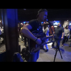 Matthew Cutillo - Singing Guitarist / One Man Band in Amityville, New York