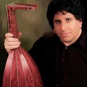 Matthew Weinman Renaissance Lute - Renaissance Entertainment in New York City, New York