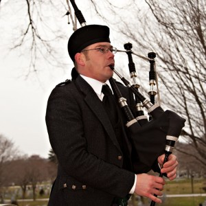 Matthew Phelps - Bagpiper in Boston, Massachusetts