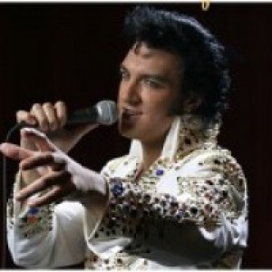 Matt Lewis: Long Live the King - Elvis Impersonator in Las Vegas, Nevada