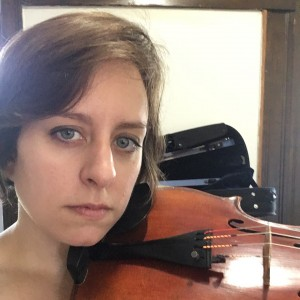 Maureen Heflinger, violist - Viola Player / String Quartet in Jamaica Plain, Massachusetts