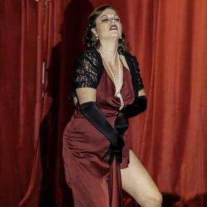 Mavis Moon Burlesque & Fire
