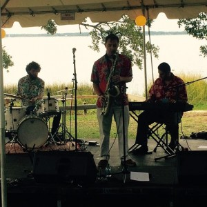 Max Levy and the Hawaiian Shirts - Jazz Band / Holiday Party Entertainment in Wilmington, North Carolina