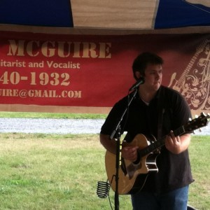 Max McGuire - Singing Guitarist / Wedding Singer in Parker, Colorado