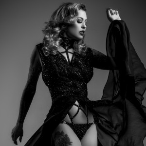 Maxi Millions - Burlesque Entertainment / Dancer in Phoenix, Arizona